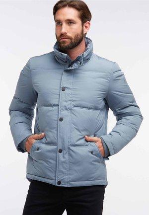 ANORAK - Winter jacket - blue-grey