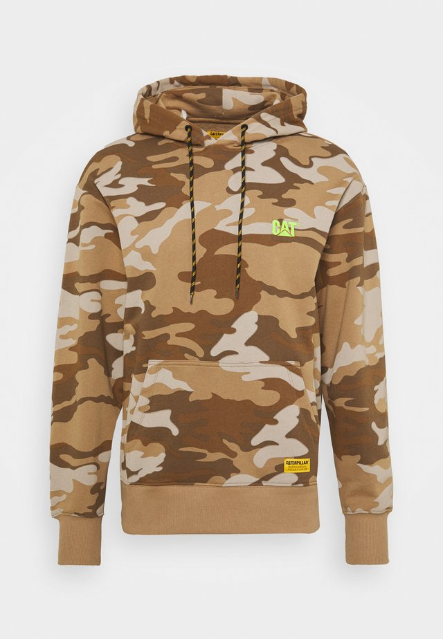 SMALL LOGO HOODIE - Sweatshirt - multi-coloured