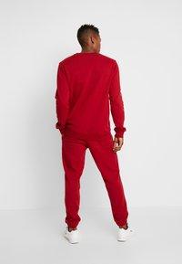 Volcom - SANTASTONE CREW - Sweatshirt - deep red - 2