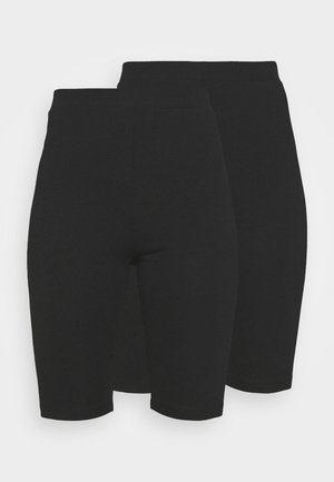2 Pack Cycle Shorts - Shorts - black