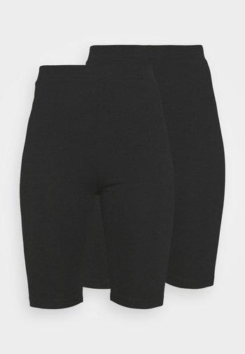 2 Pack Cycle Shorts - Shorts - black