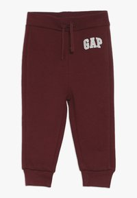 GAP - TODDLER BOY LOGO - Trousers - red delicious - 0