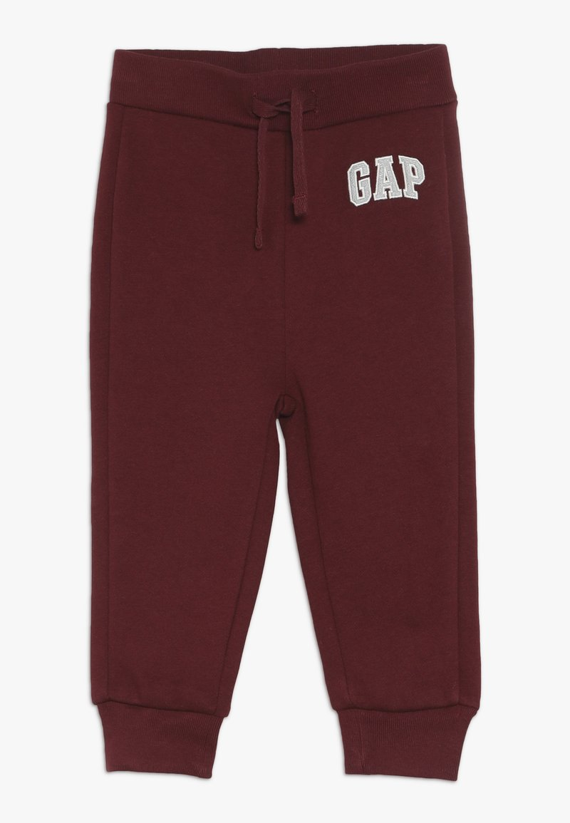 GAP - TODDLER BOY LOGO - Trousers - red delicious