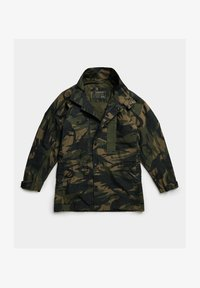 Superdry - SUPERDRY UTILITY FIELD JACKET - Outdoor jacket - army camo - 3