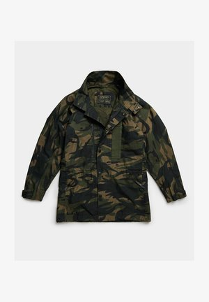 SUPERDRY UTILITY FIELD JACKET - Outdoorjas - army camo