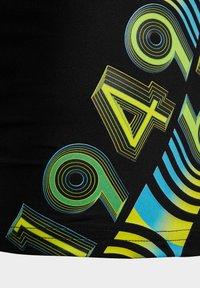 adidas Performance - BOLD SWIM BRIEFS - Swimming trunks - black - 3