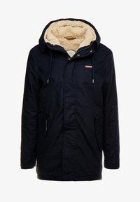 SMITH - Winter coat - navy