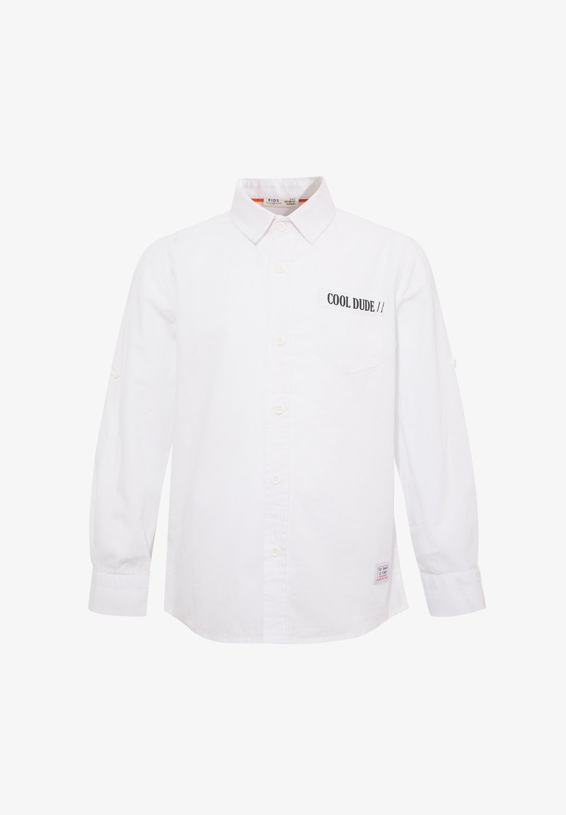 DeFacto - Shirt - white