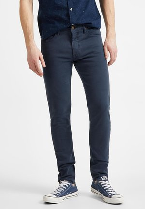 LUKE - Jeansy Slim Fit - sky captain