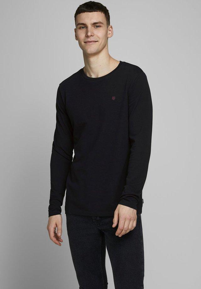 JPRBLAHARDY  - Langærmede T-shirts - black