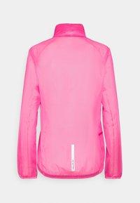 Rukka - MAKULA - Regenjacke / wasserabweisende Jacke - pink - 2