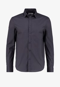 Pier One - Camisa elegante - dark grey - 5