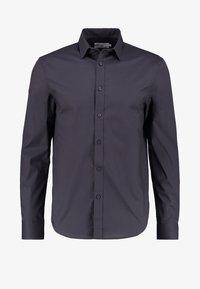 Pier One - Koszula biznesowa - dark grey - 5