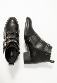 ONLY SHOES - Ankelboots - black - 3