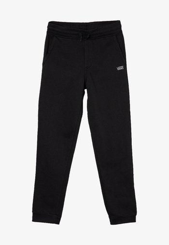 BY CORE BASIC FLEECE PANT BOYS - Pantaloni sportivi - black
