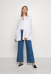 Monki - GERRI - Camisa - white - 1