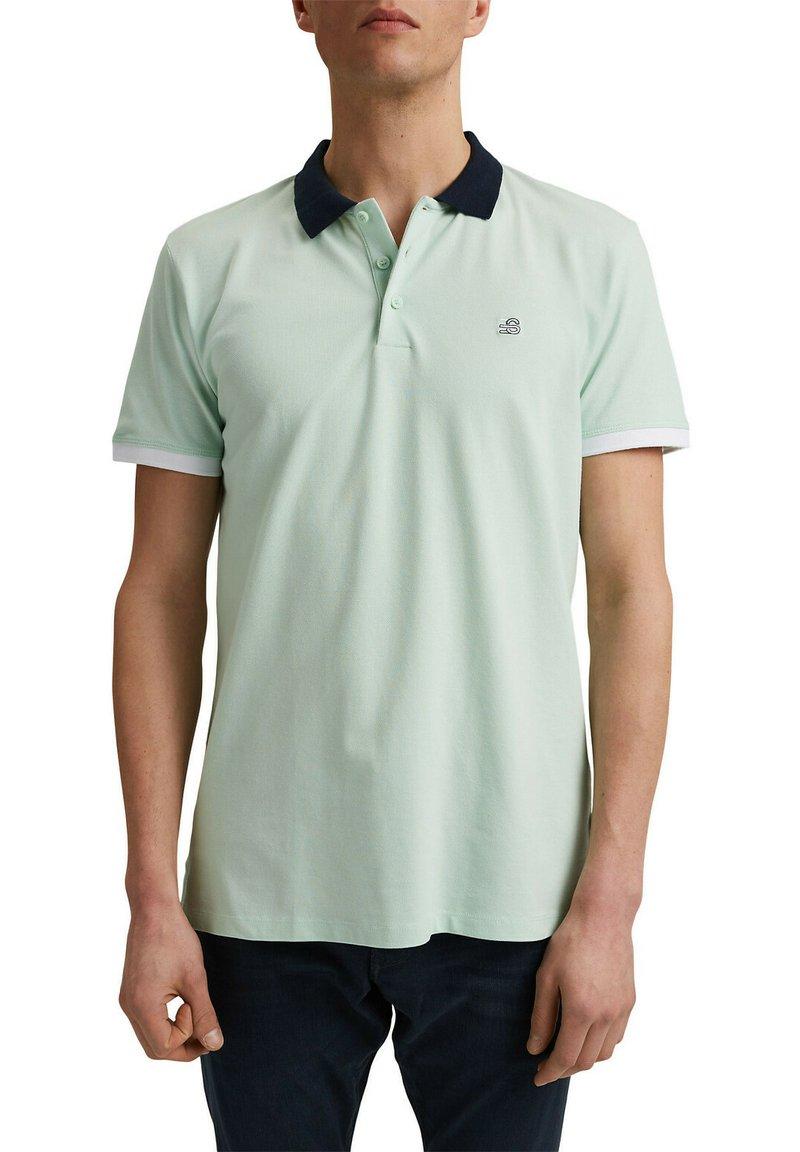 Esprit - FASHION - Polo shirt - pastel green