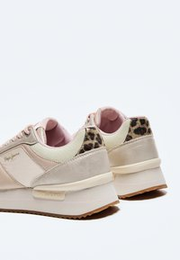 Pepe Jeans - Sneakers basse - pink champagne - 4