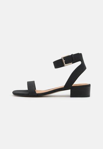 JOVI - Sandals - black