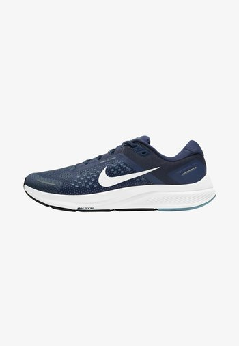 AIR ZOOM STRUCTURE 23 - Stabilty running shoes - midnight navy