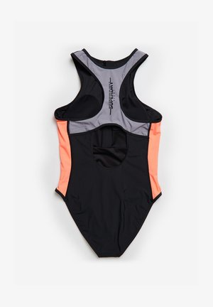 Swimsuit - phosphorescent coral