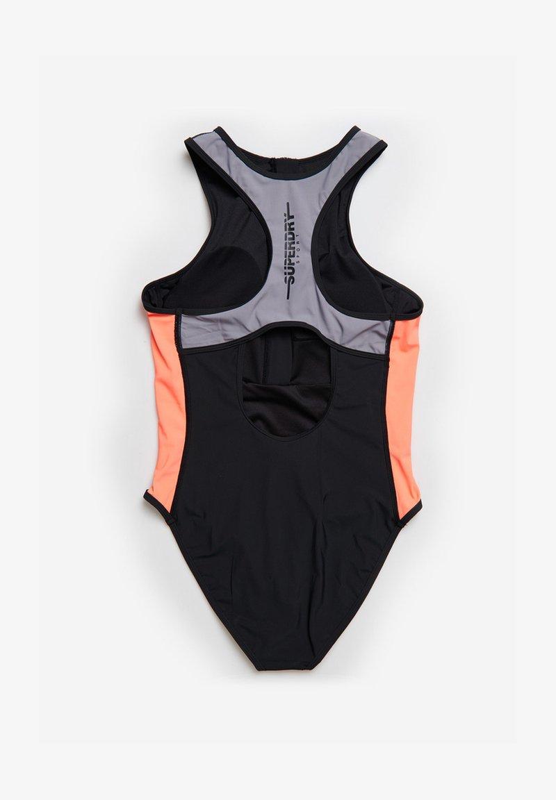 Superdry - Swimsuit - phosphorescent coral
