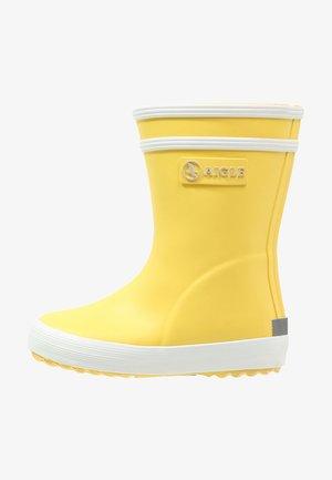 BABY FLAC UNISEX - Holínky - jaune