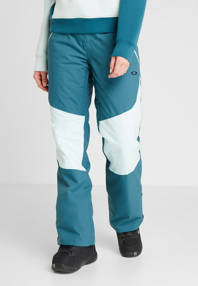 MOONSHINE INSULATED PANT - Skibroek - balsam