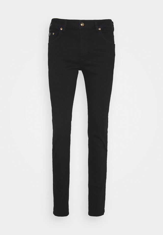 Jeansy Slim Fit - nero