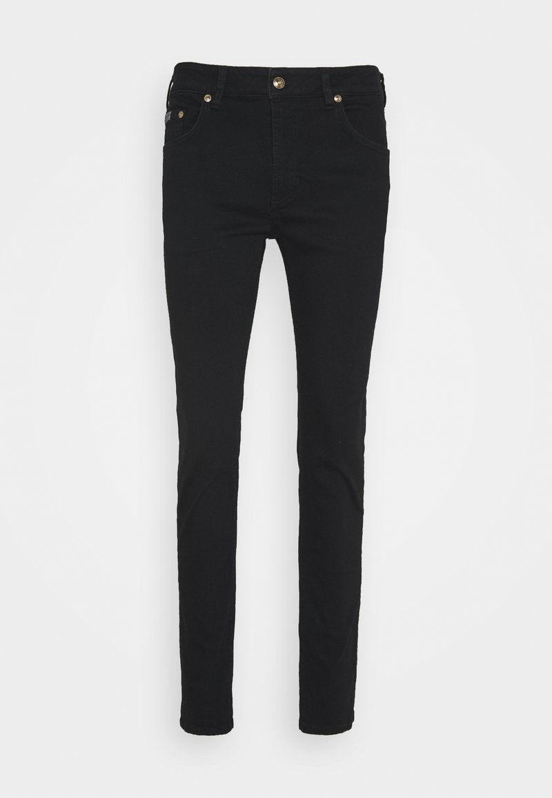 Versace Jeans Couture - Jeansy Slim Fit - nero