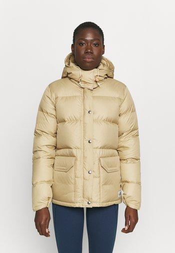 W LIBERTY SIERRA DOWN JACKET - Down jacket - hawthorne khaki