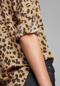 BOSS - EFELIZE - Button-down blouse - multi-coloured - 4