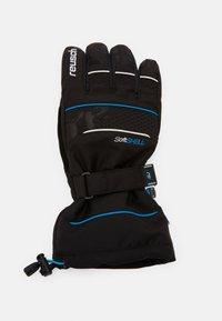 Reusch - CONNOR R-TEX - Handschoenen - black/brilliant blue - 2