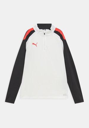 TEAMLIGA UNISEX - Longsleeve - puma white/red blast/puma black