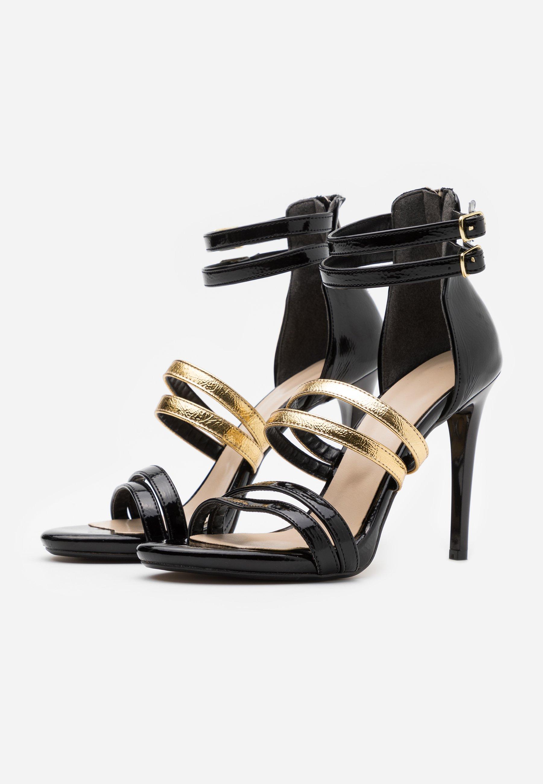 Trendyol Højhælede Sandaletter / Sandaler - Black