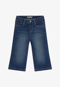 OVS - CROPPED  - Bootcut jeans - ensign blue - 2