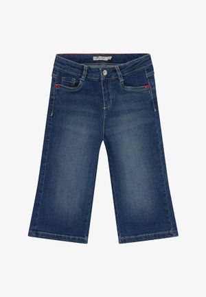 CROPPED  - Jeans bootcut - ensign blue