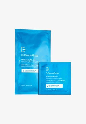 HYALURONIC MARINE HYDRATING MODELING MASK 4 PACK - Face mask - neutral