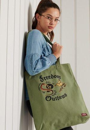 Bolso shopping - lieutenant olive