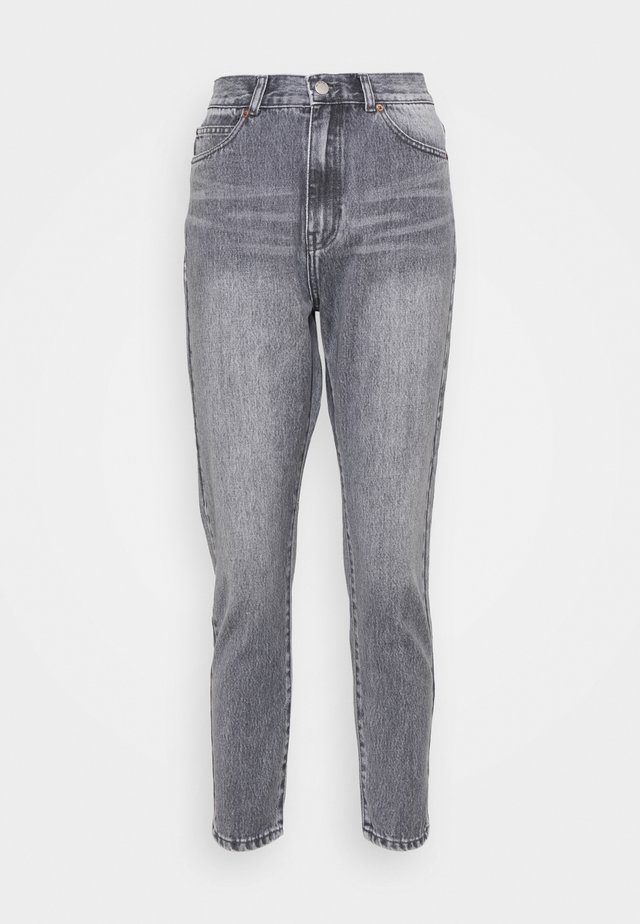 NORA - Relaxed fit jeans - washed grey