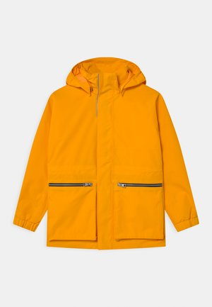 KEMPELE UNISEX - Outdoorjas - orange yellow