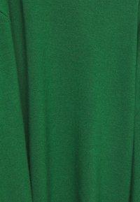 Anna Field MAMA - V NECK BASIC LONG SLEEVE TOP - Top sdlouhým rukávem - green - 2