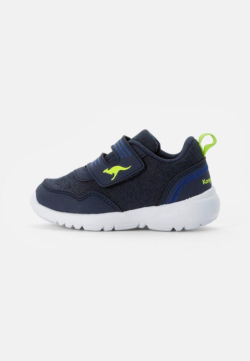 KangaROOS - TINKLE - Sneaker low - navy/lime