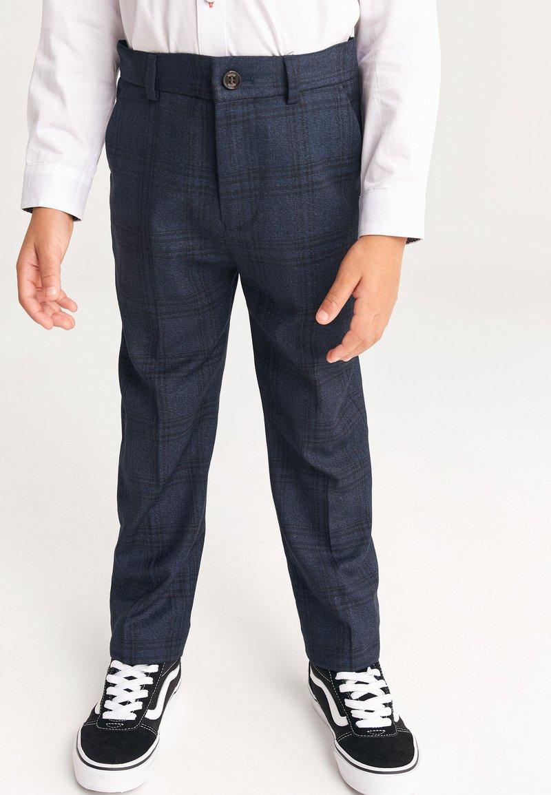 Next - BAKER BY TED BAKER - Oblekové kalhoty - dark blue