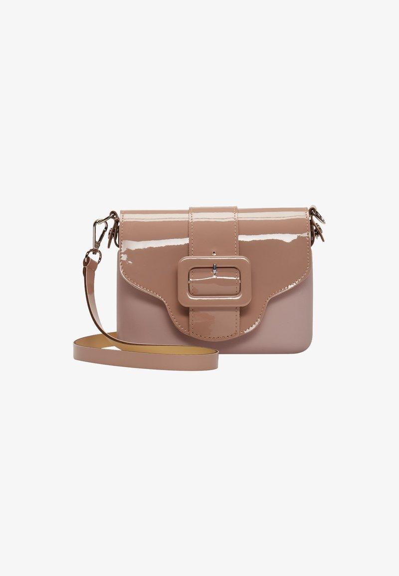O Bag - Across body bag - rosa smoke-lucido