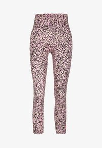 Nike Sportswear - Leggings - Trousers - pink - 4