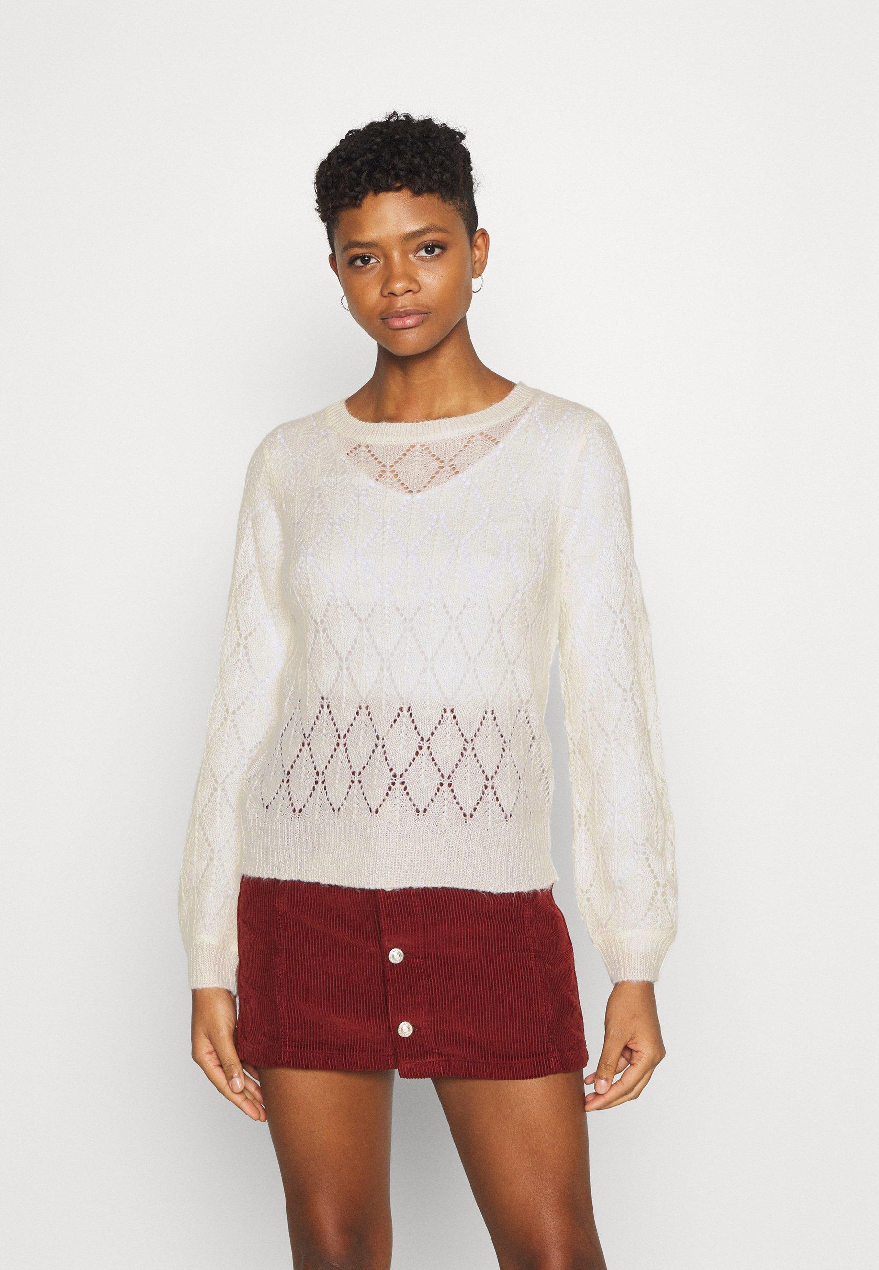 Femme JDYMALOU STRUCTURE - Pullover