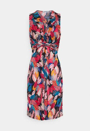 REY - Jersey dress - multico
