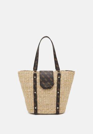 HANDBAG PALOMA TOTE - Handbag - brown