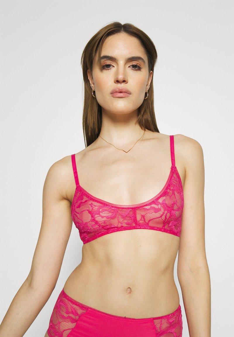 Etam - LENNIE SA BRASSIERE - Triangle bra - rose